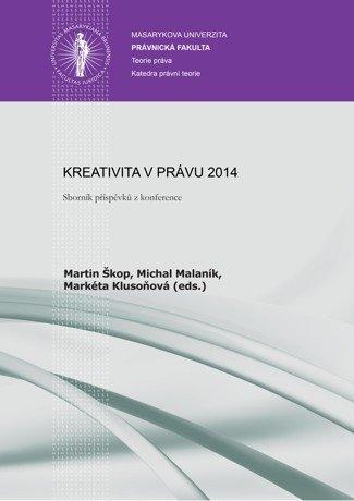 Kreativita v právu 2014