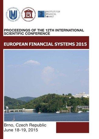 European Financial Systems 2015