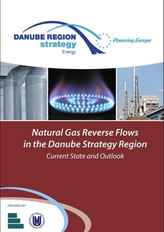 Natural Gas Reverse Flows in the Danube Strategy Region