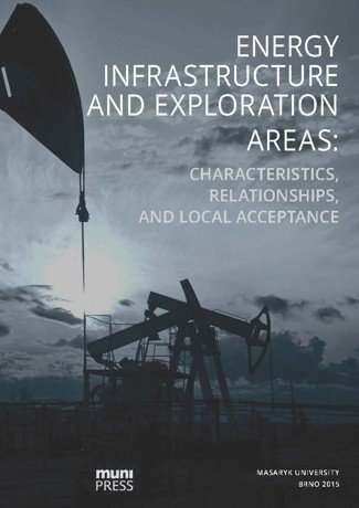 Energy Infrastructure and Exploration Areas