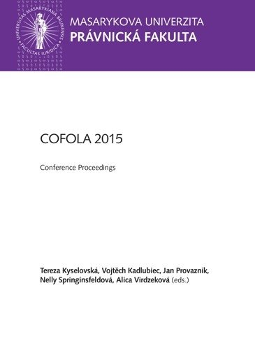COFOLA INTERNATIONAL 2015