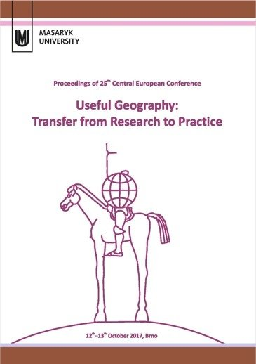 Useful Geography: Transfer from Research to Practice