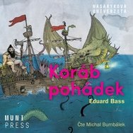 Koráb pohádek - audiobook on USB