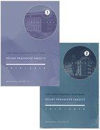 KOMPLET Dějiny Právnické fakulty Masarykovy univerzity 1919–2019 1. + 2.díl