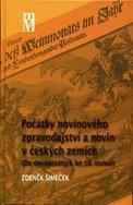 Počátky novinového zpravodajství a novin v českých zemích