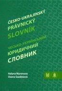 Česko-ukrajinský právnický slovník