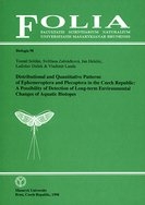 Distributional and Quantitative Patterns of Ephemeroptera and Plecoptera in the Czech Republic
