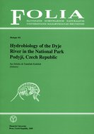 Hydrobiology of the Dyje River in the National Park Podyjí, Czech Republic