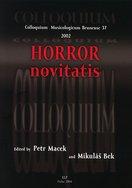 Horror novitatis