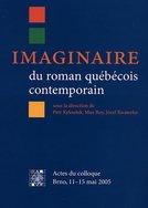Imaginaire du roman québécois contemporain