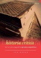 Historia crítica de la lexicografía gitano-espaňola