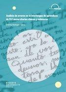 Análisis de errores en la interlengua de aprendices de ELE universitarios checos y eslovacos