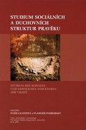 Studium sociálních a duchovních struktur pravěku