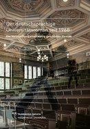 Der deutschsprachige Universitätsroman seit 1968