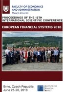 European Financial Systems 2018