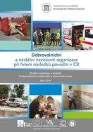 Dobrovolnictví a nestátní neziskové organizace při řešení následků povodní v ČR