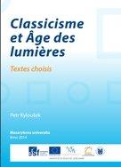 Classicisme et Âge des lumières