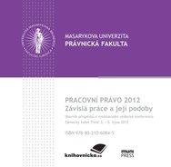 Pracovní právo 2012