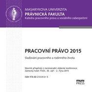 Pracovní právo 2015